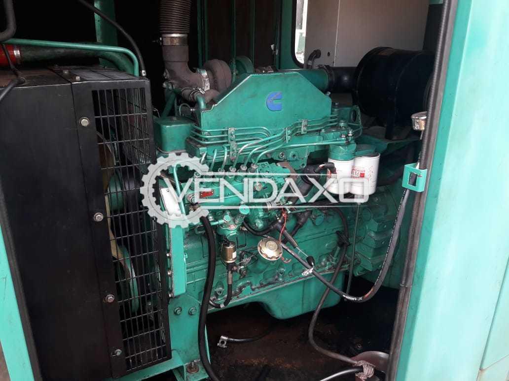 Cummins Powerica Diesel Generator - 125 Kva , 2009 Model