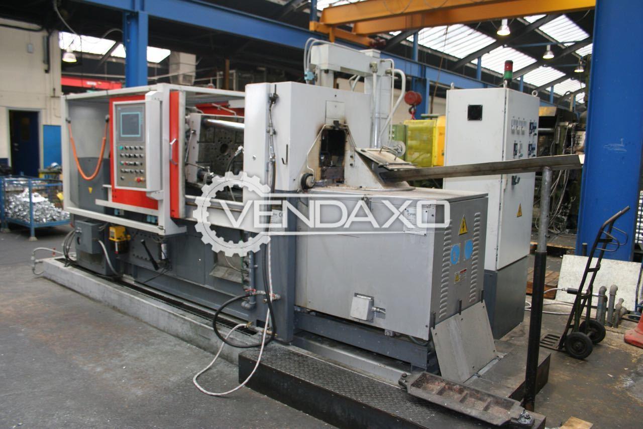 IDRA HC-90 Hot Chamber Die Casting Machine - Clamping Force - 900 KN