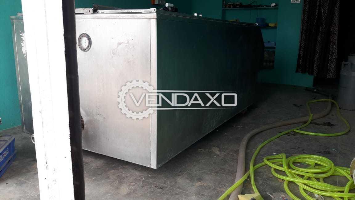 ISF Bulk Milk Cooler - 1200 Liter