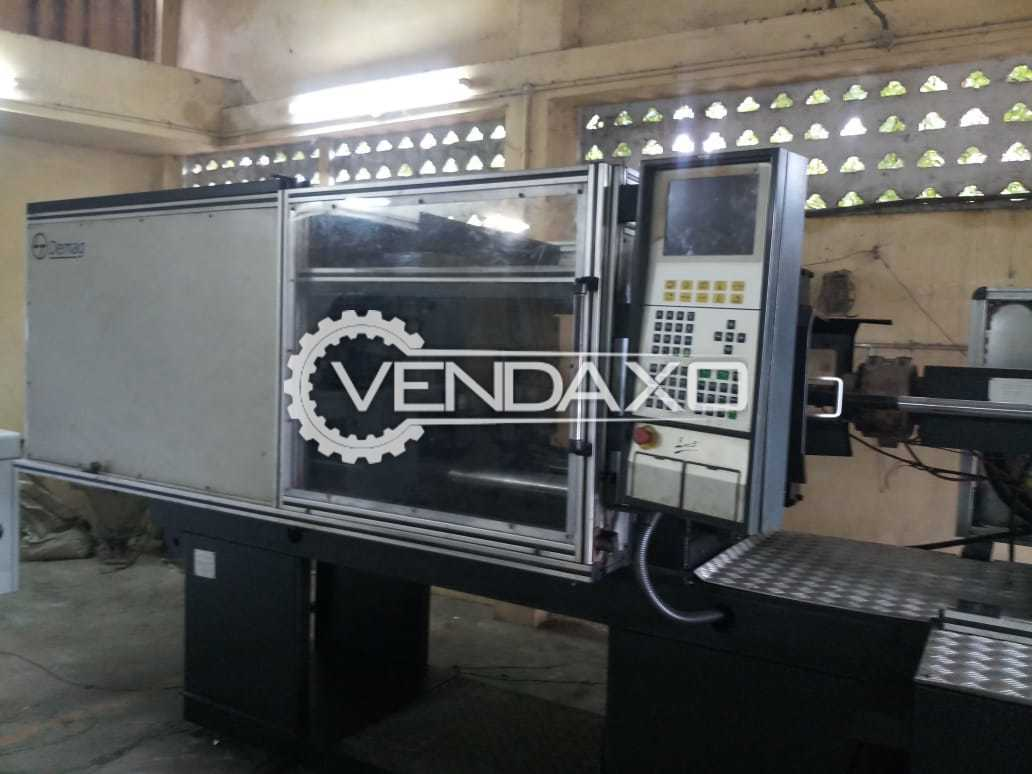 L&T Demag Injection Moulding Machine - 160 Ton
