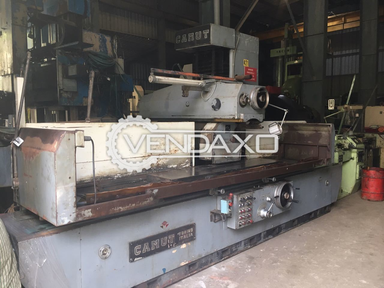 Camut Surface Grinder Machine - 2000 x 600 mm