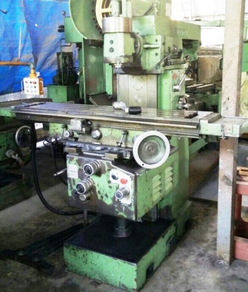 Gualdoni milling 1