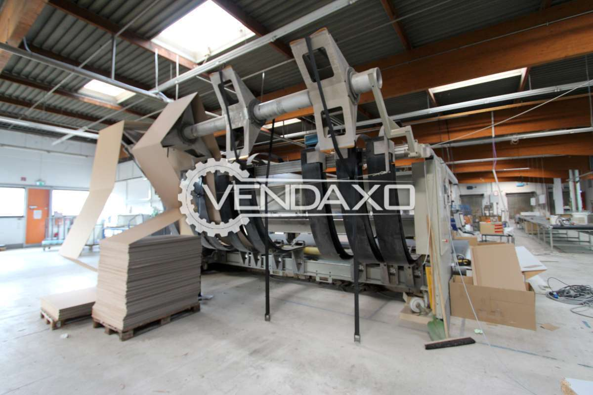 Packsize Flexible Multi-Patented Automatic CNC Packaging Center - Thickness - 0.08 to 0.31 Inch