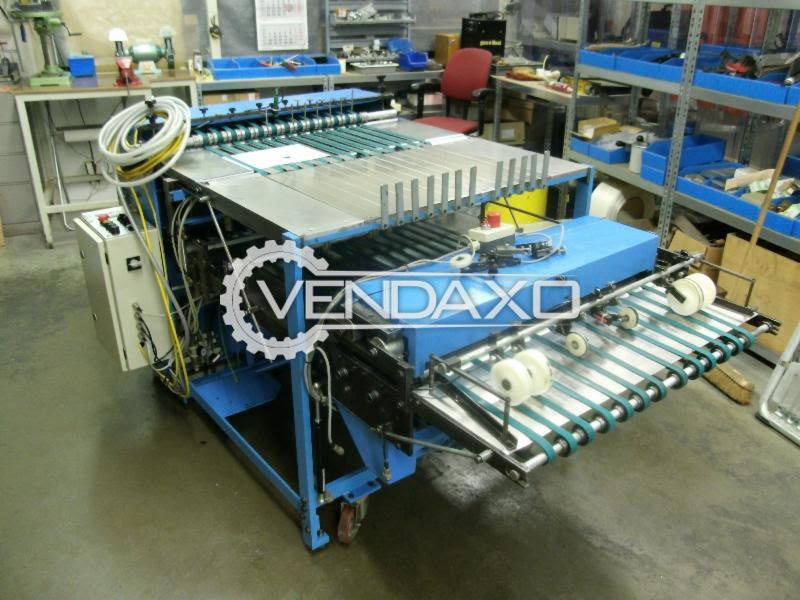 OMG Multiplo P850 Printing Machine - Working Width - 850 mm