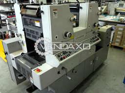 Hamada 234 Offset Printing Machine - 2 Color