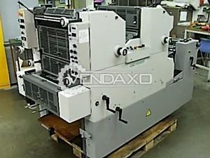 Hamada C248E Offset Printing Machine - 2 Color
