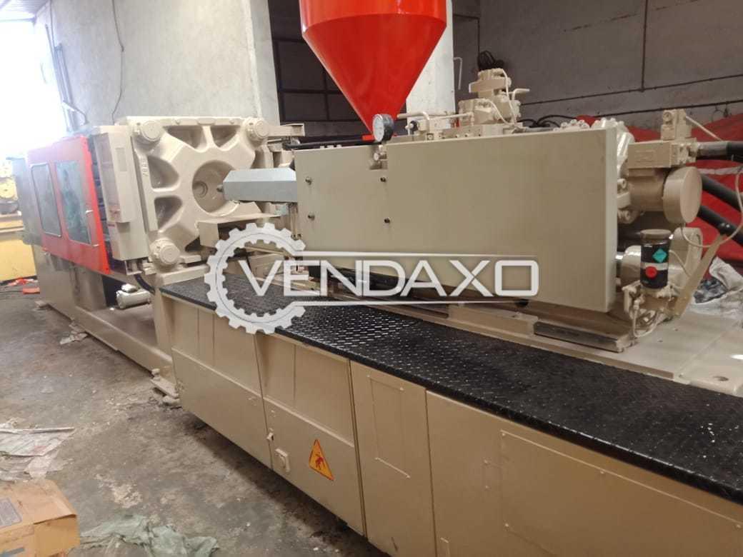 Mitsubishi 350MGII Injection Moulding Machine - 350 Ton