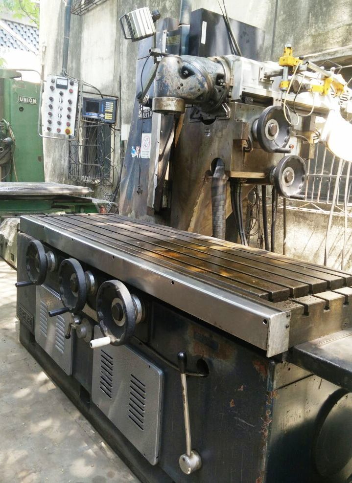 Sachmann bed milling 1