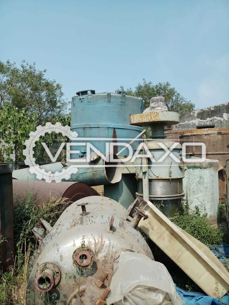 Used FRP Tank - 15 KL for Sale at Best Prices | Vendaxo