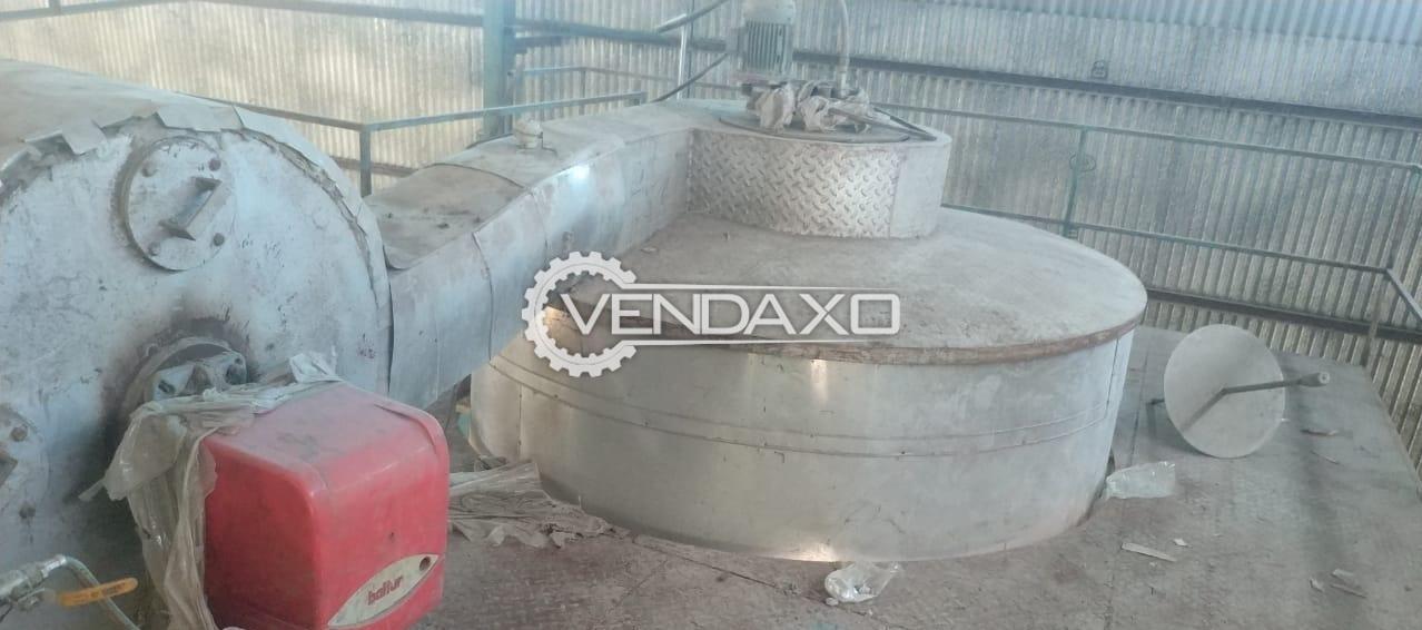 SS 316 Spray Dryer - 100 Kg