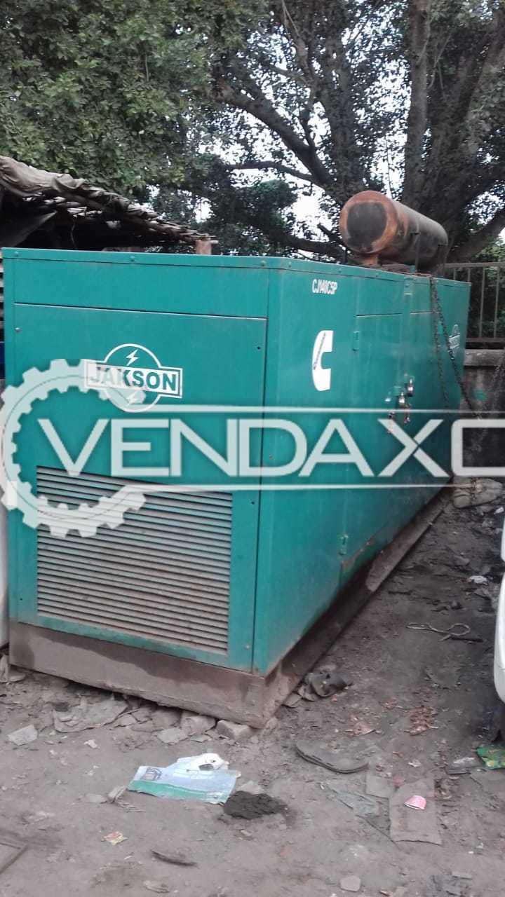 Cummins Diesel Generator - 140 Kva , 2008 Model