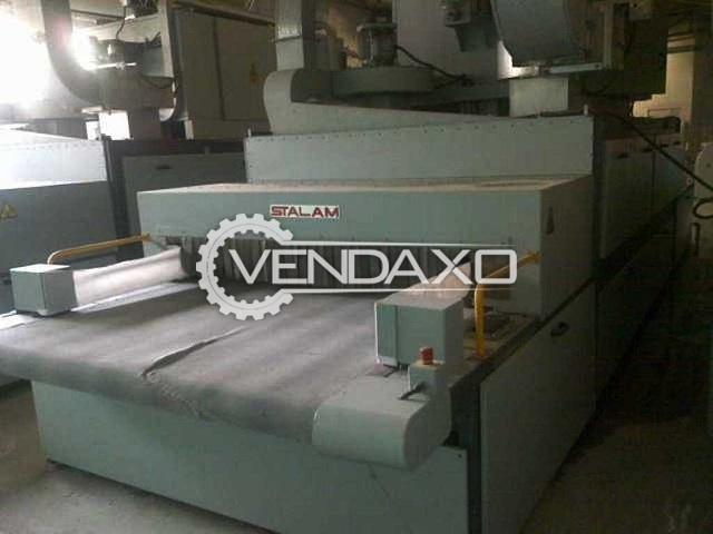 Stalam Radio Frequency Yarn Drying Machine - 85 KW