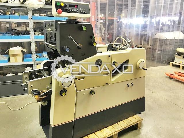 Gestetner 411CD Offset Printing Machine - Single Color