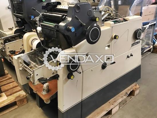 Gestetner 311CD Offset Printing Machine - Single Color