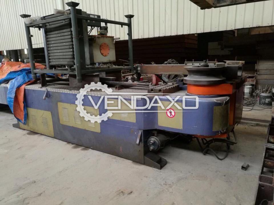 Mandrel Pipe Bending Machine - 4 Inch