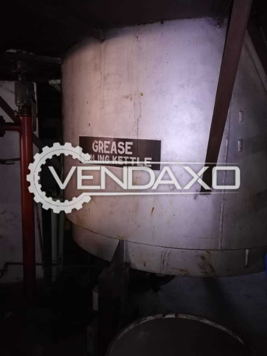 Available For Sale Grease Plant
