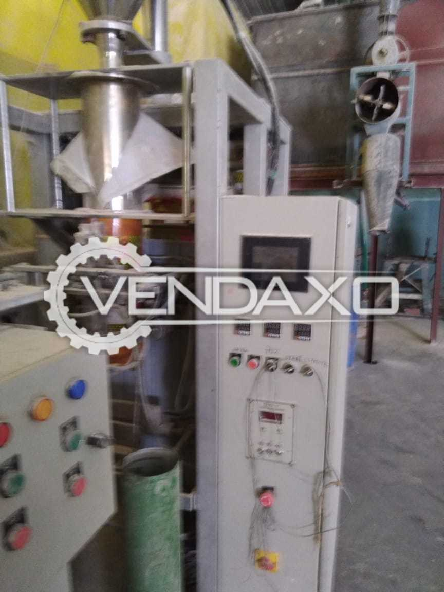 Excel Fully Automatic Powder Packaging Machine - 5 Kg