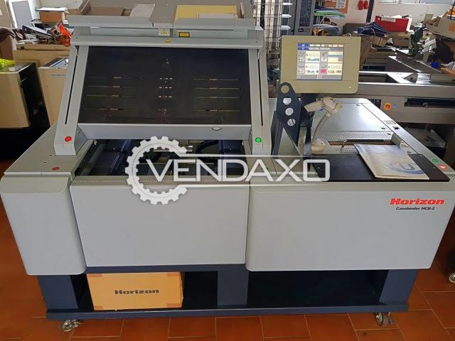 Horizon HCB-2 Printing Machine - 130 to 150 Books Per Hour