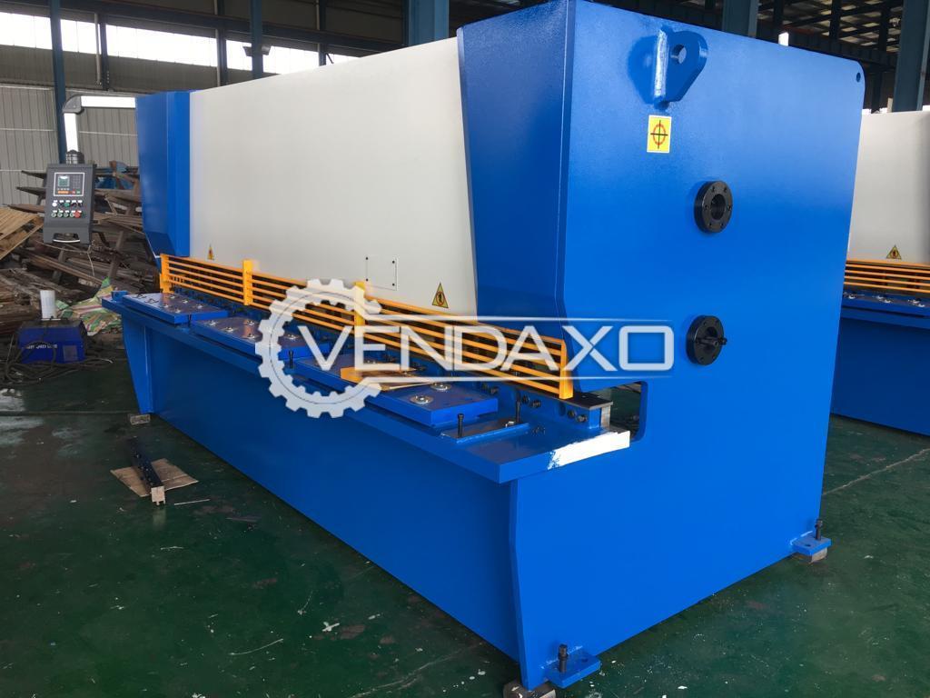China Make Hydraulic Shearing Machine - Length - 3200 mm x 12 mm