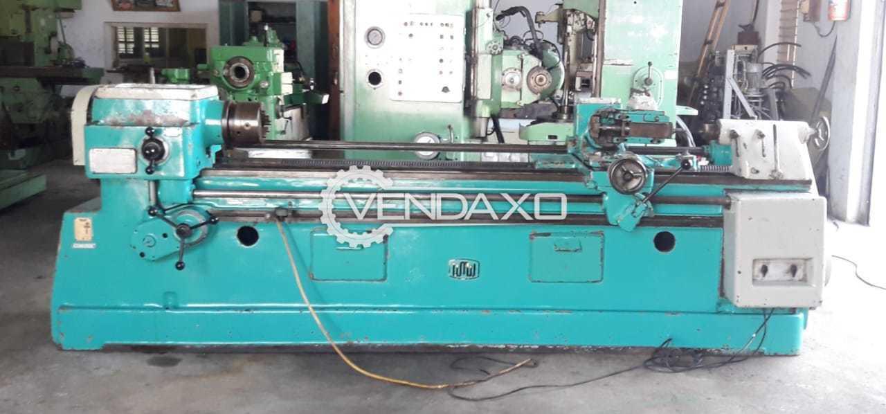 WMW Thread Milling Machine - Length - 2000 mm