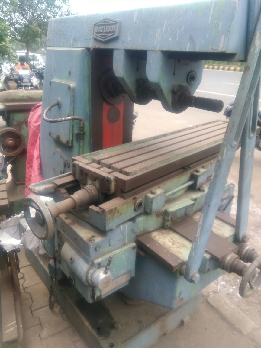 Milling machine 3