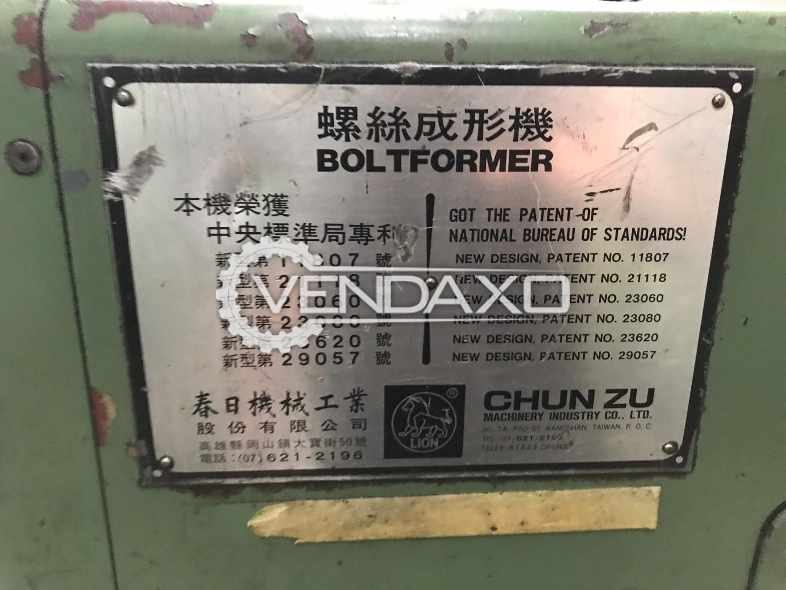 Available For Sale Complete Chun Zu Plant - 2004 Model