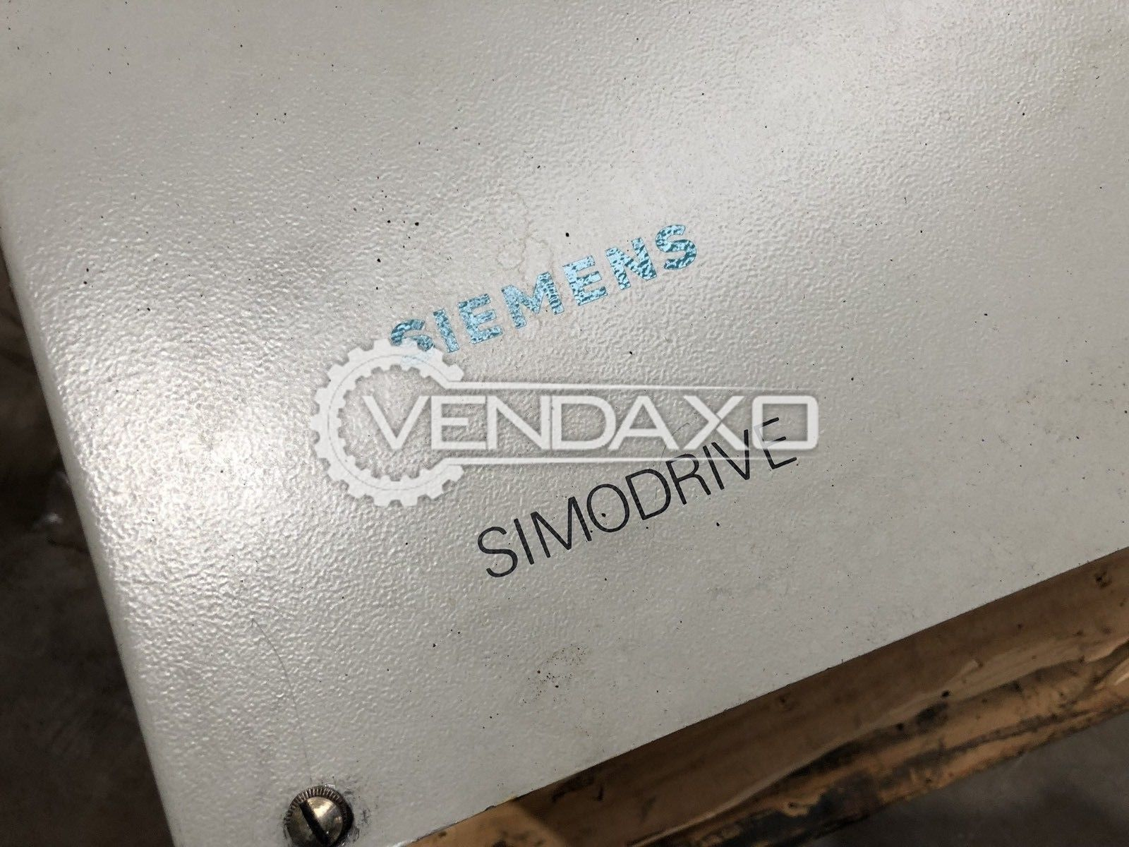Siemens Simodrive D380 - D430 / 85 Spindle Drive For Bohringer Machine - 2012 Model