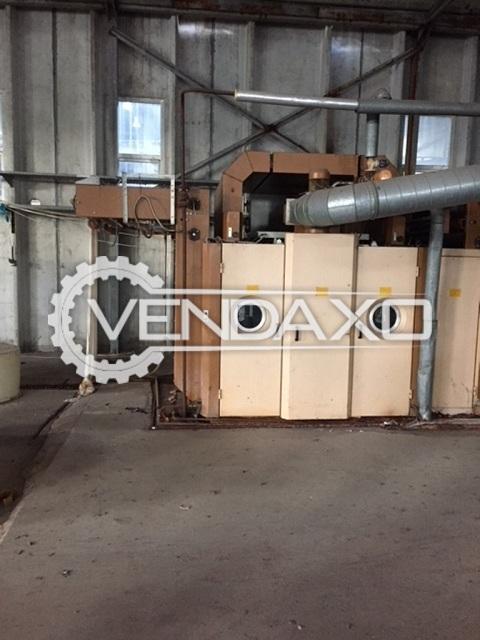 Anglade Turbang Tumble Dryer Machine - Width - 2.40 Meter