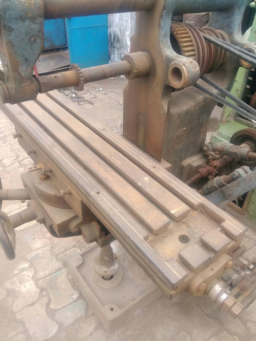 Milling machine size 1 3