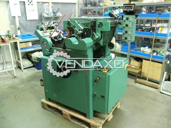 Halm JP-TWOD-P Offset Printing Machine - 2 Color