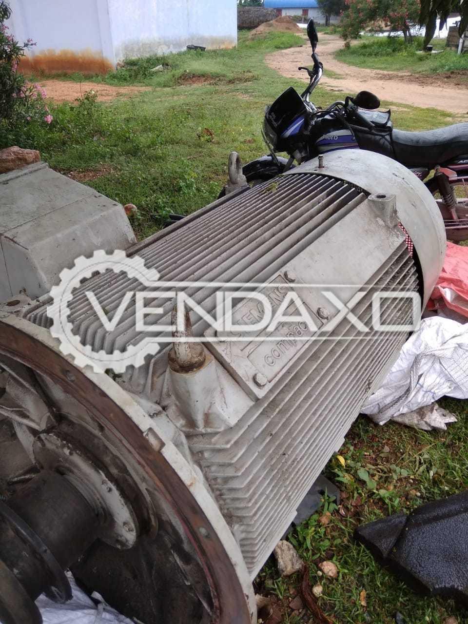 SIEMENS Motor - 500 HP