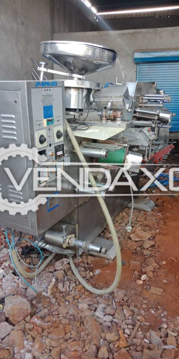 Available For Sale Blister Packing Machine