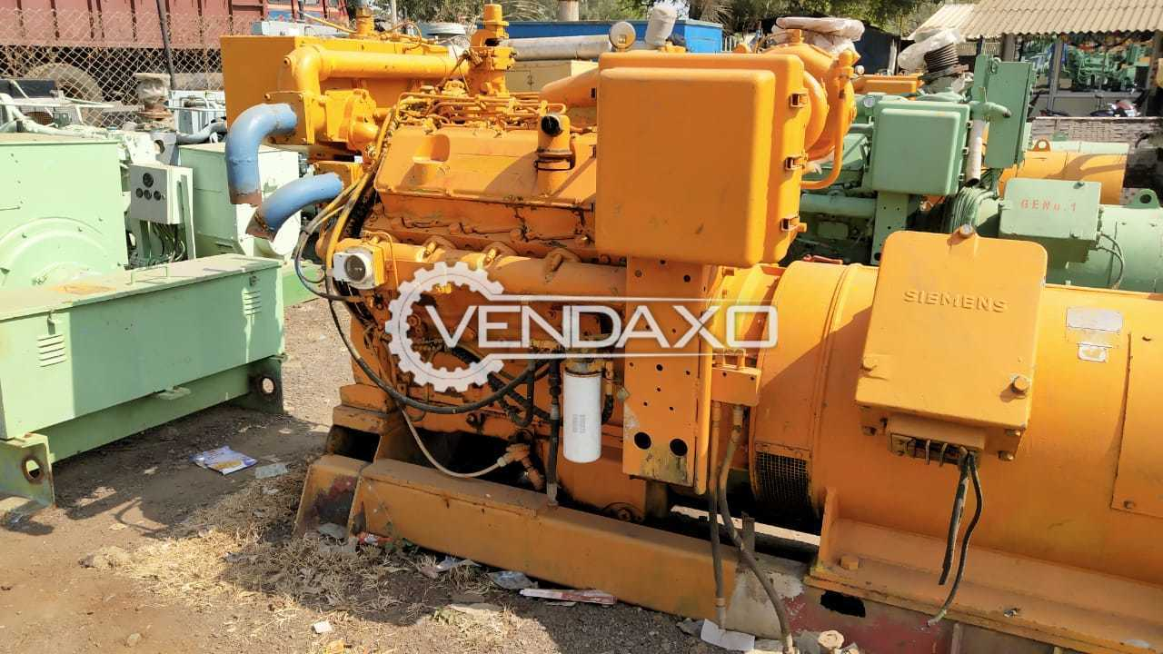 Caterpillar Cat 3408 Marine Generator - 600 to 800 HP