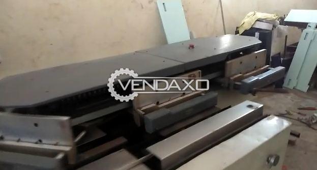 WELBOUND Perfect Binding Printing Machine - 5 Clamp, 2007 Model