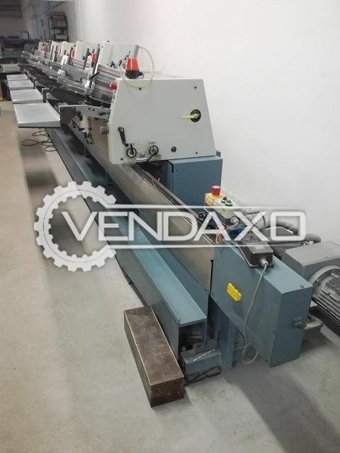 STAHL ST200 Saddle Stitcher Printing Machine - 32 x 48 Cm