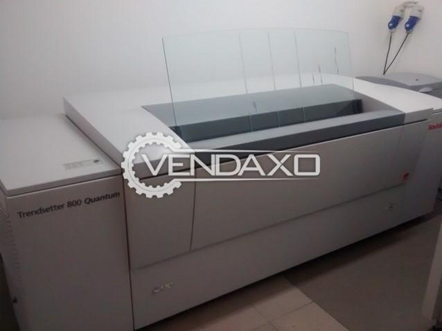 Kodak Trendsetter 800-III Image setter Printing Machine -  22 offset plates / hour