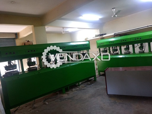 Areca Leaf Plate Making Machine - 5 Ton