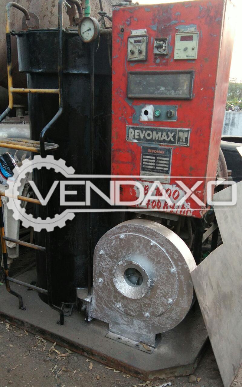 Thermax Boiler - 400 Kg Per Hour
