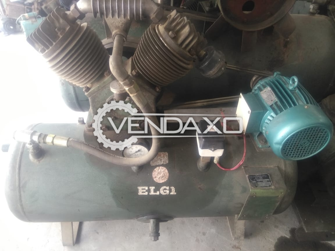 ELGi Rotary Screw Air Compressor - 5 HP