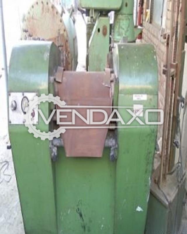 Molteni TRM-60 Triple Roll Mill Machine - Motor - 15 HP