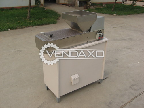 China Make RB-200 Roasted Peanut Peeling Machine - 200 Kg Per Hour