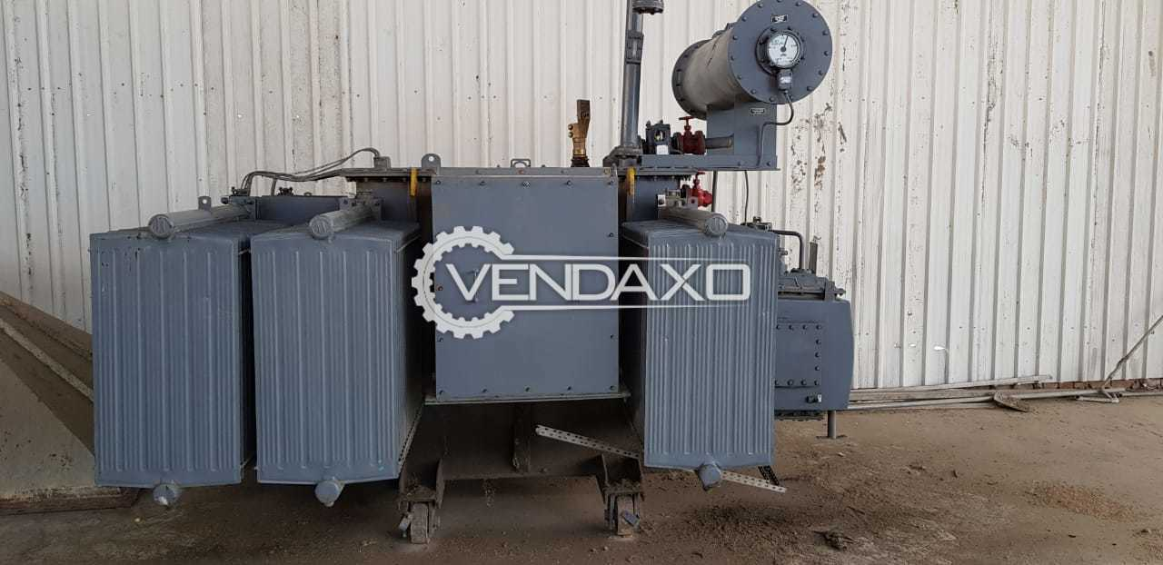 Universal Transformer - 2500 Kva, 433 Volts