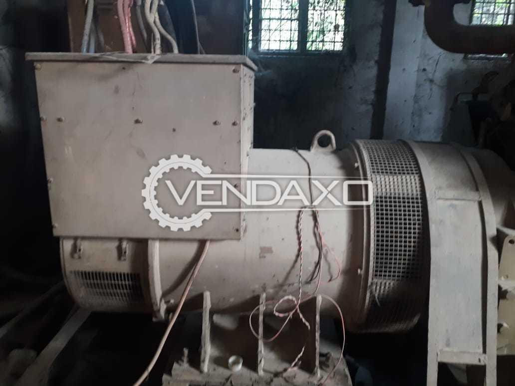 CUMMINS Open Diesel Generator - 625 Kva , 1997 Model