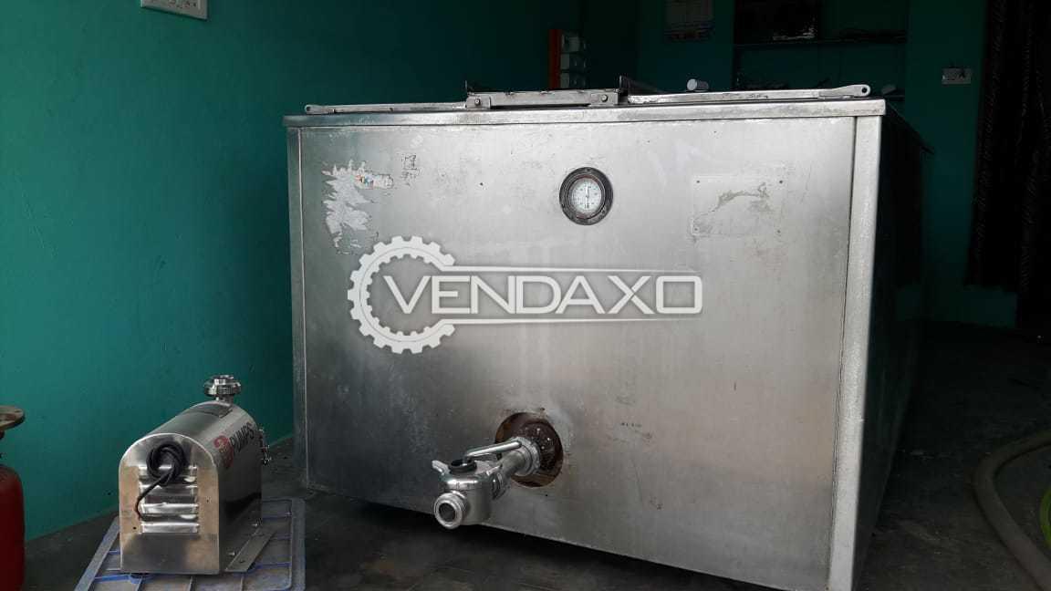 ISF Bulk Milk Cooler - 3000 Liter, 2016 Model