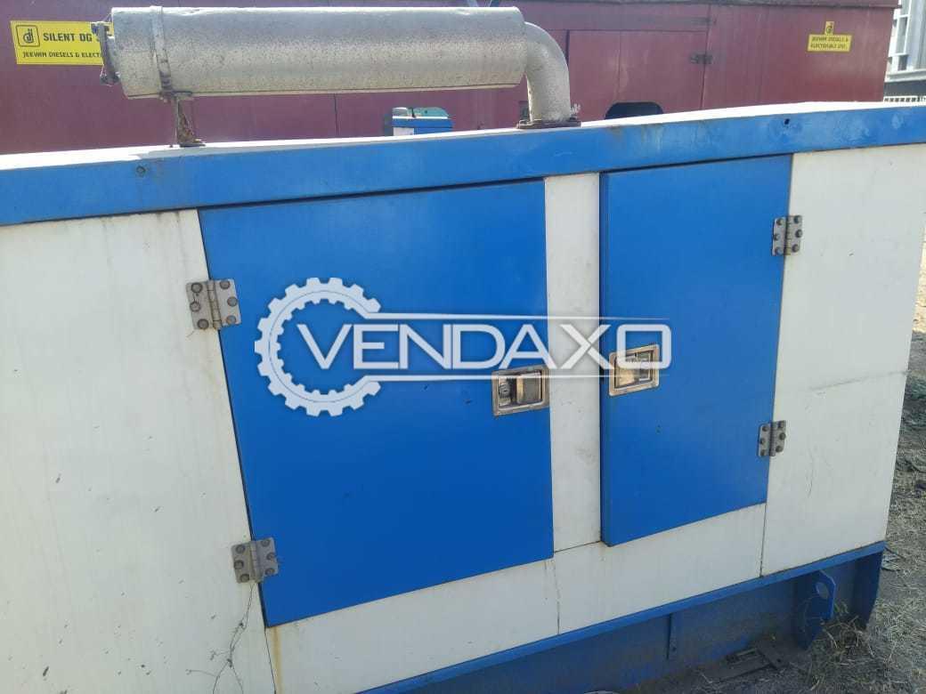 Used Ashok Leyland Diesel Generator - 30 Kva for Sale at