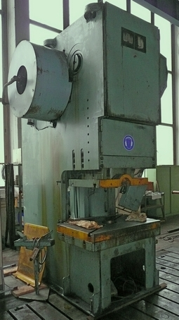 Peoh 160 ton eccentric press