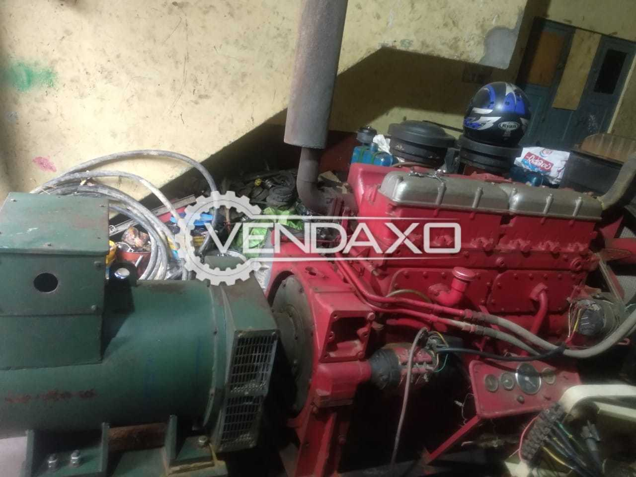 Used Ashok Leyland Generator Engine - 100 Kva, 2004 Model