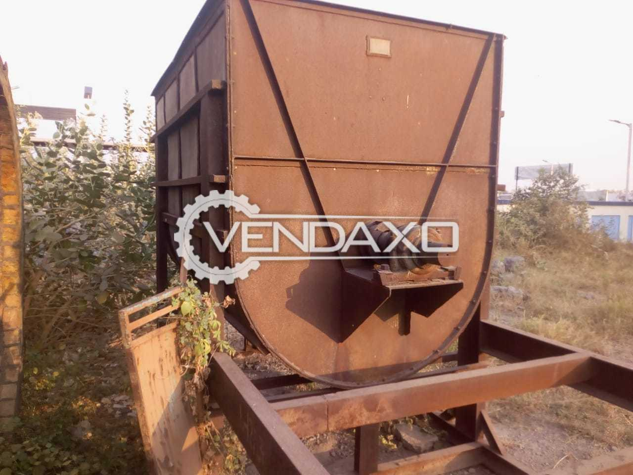 SS 304 Ribbon Blender - 6 Ton, Without Gear Motor