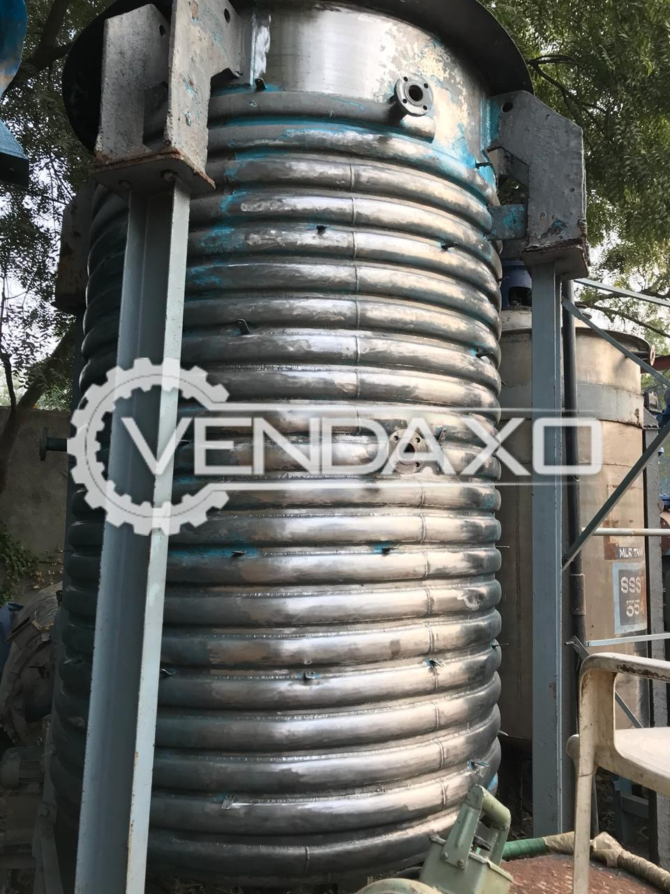 SS 316 Limped Reactor - 5 KL