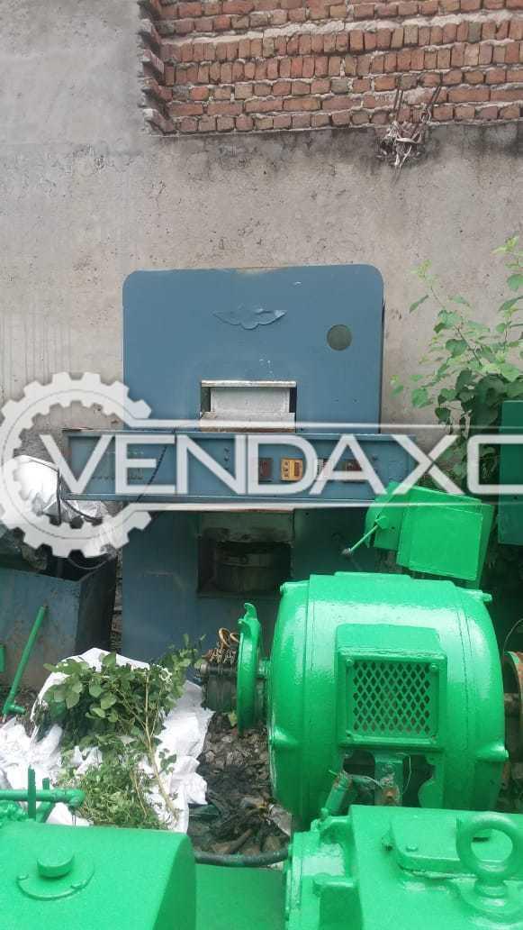 Hydraulic Press - 18 x 18 Inch With Piston - 10 Inch